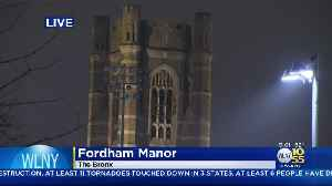 Tragedy Strikes Fordham University Campus [Video]