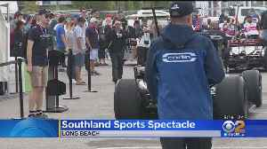 Racing Fans Flock To Long Beach Grand Prix [Video]