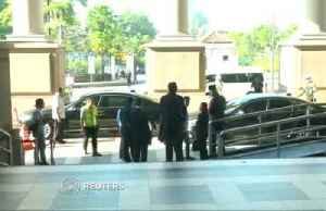 News video: Former Malaysian PM Najib Razak arrives at court