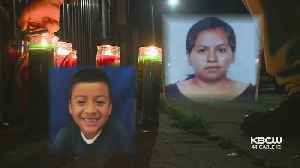 Father Grieves Loss Of Wife, Young Son After Oakland Crash [Video]