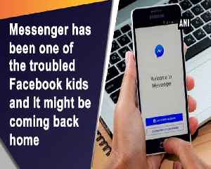 Messenger may be finally coming back to Facebook [Video]