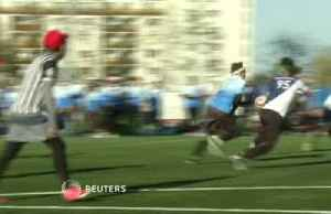 Berlin Bluecaps crowded European Quidditch champions [Video]