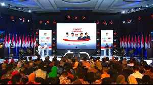 Indonesia elections: Candidates focus on economy [Video]