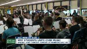 One-of-a-kind concert to feature four local school music programs [Video]