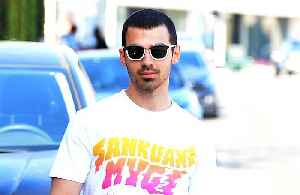 News video: Joe Jonas needs beer for wedding