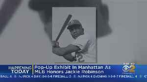 News video: Celebrating Jackie Robinson Day