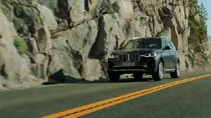 A look at the new BMW X7 [Video]