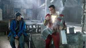 Shazam Repeats At The Box Office [Video]