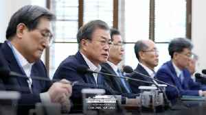 S. Korea Willing to Participate in Another Summit With North [Video]