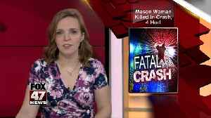 Police identify Mason woman killed in crash on US-127 [Video]