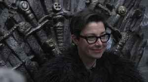 News video: Sue Perkins: Nobody could have predicted Game Of Thrones success