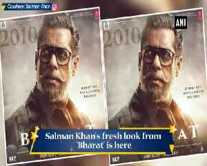 Salman Khan's first look from 'Bharat' is as intense as it gets [Video]