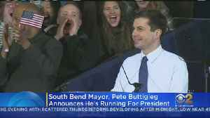 Rising Star Pete Buttigieg Joins Presidential Race [Video]