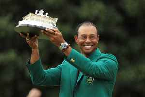 Celebrities Congratulate Tiger Woods on Win at the Masters [Video]