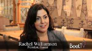 Gamut Branching Out To National OTT Inventory Under Williamson [Video]