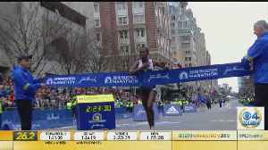 Worknesh Degefa Wins Women's Boston Marathon [Video]