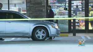 Police Investigate Car Riddled With Bullets At Pompano Beach Gas Station [Video]