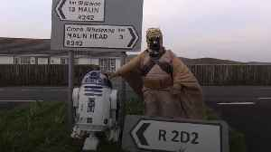 Star Wars favourite has scenic road named after him in Ireland [Video]