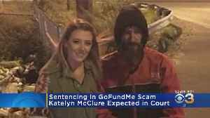 Katelyn McClure Expected In Court Today For GoFundMe Scam [Video]