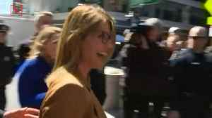 Report: Lori Loughlin, Husband Mossimo Giannulli Pleading Not Guilty in College Scandal [Video]