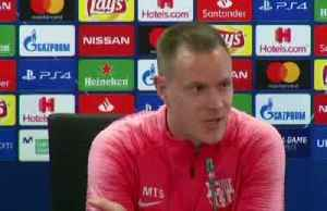 Barcelona will aim to dominate United says Ter Stegen [Video]
