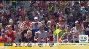 Boston Marathon Race Director Dave McGillivray On Course Conditions And His Second Chance [Video]