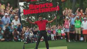 Photo-Only Sports Illustrated Cover Celebrates Tiger Woods' Victory [Video]