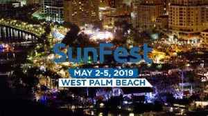 SunFest 2019 in West Palm Beach May 2-5 [Video]