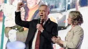 Finnish Social Democrat Leader Rinne Declares Victory In Election [Video]
