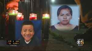Mother, Son Killed In Fatal Oakland Hit & Run; Suspect Photo Released [Video]