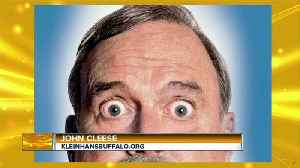 John Cleese is Coming To Buffalo [Video]
