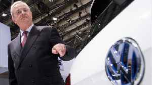 Former VW CEO Winterkorn Charged With Fraud [Video]