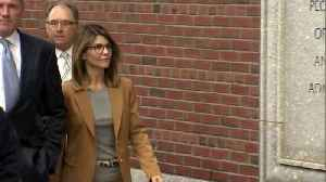 Actress Lori Loughlin, Husband Mossimo Giannulli Plead Not Guilty in College Scam [Video]