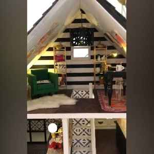 Philadelphia woman builds miniature dollhouses inspired by Chip and Joanna Gaines [Video]