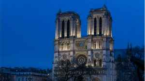 News video: 5 Facts About The Notre-Dame Cathedral