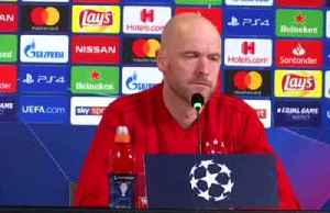 News video: Ajax hopeful De Jong will be fit to face Juventus