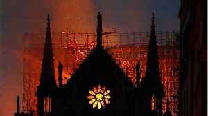News video: Fire Devastates Notre Dame Cathedral