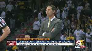 Will NKU's John Brannen prove to be the right hire for UC? [Video]