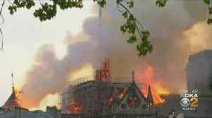 News video: Bishop David Zubik Releases Statement On Notre Dame Cathedral Fire
