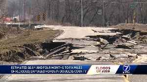 Flood-damaged roads in Douglas County could take months to fix [Video]