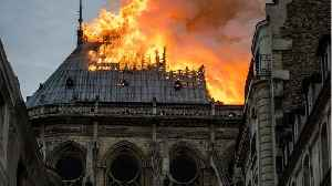 News video: Notre-Dame Cathedral May Be Too Late To Save