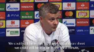 Ole Gunnar Solskjaer optimistic as Manchester United plot another comeback [Video]