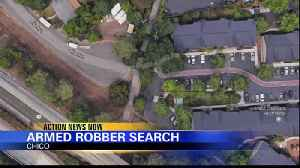 Search for suspect in Chico bike path robbery [Video]