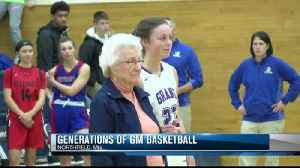 Generations at Grand Meadow; Superlark's star plays final game [Video]
