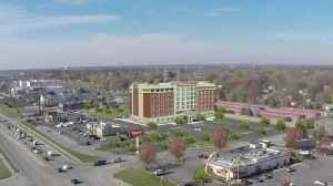 New 7-story hotel planned in Lafayette [Video]