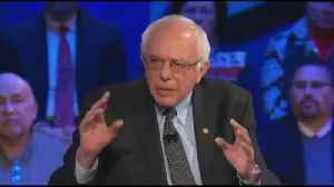 News video: VIDEO Bernie Sanders in Bethlehem Monday night for nationally televised town hall