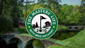 Masters' Life: Tiger returns to the top [Video]