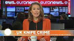 Could fixing poverty be the key to reducing knife crime in the UK? [Video]