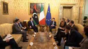 Italian Prime Minister calls for immediate cease-fire in Libya [Video]