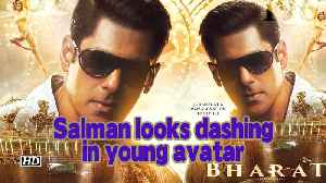 Bharat | Salman looks dashing in young avatar | New poster out [Video]